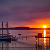 Sunrise at Bar Harbor
