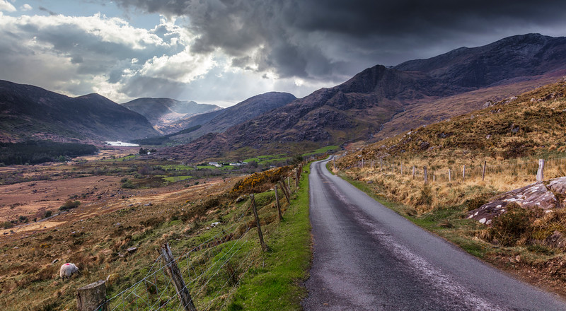 The Black Valley, Kerry, Ireland.