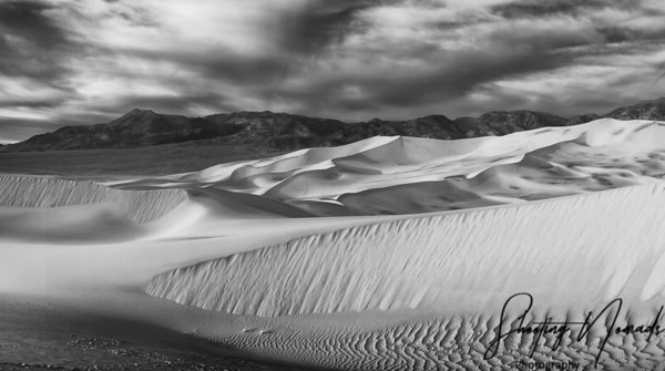 Eureka Dunes, Death Valley National Park