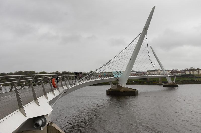 Derry, Peace Bridge