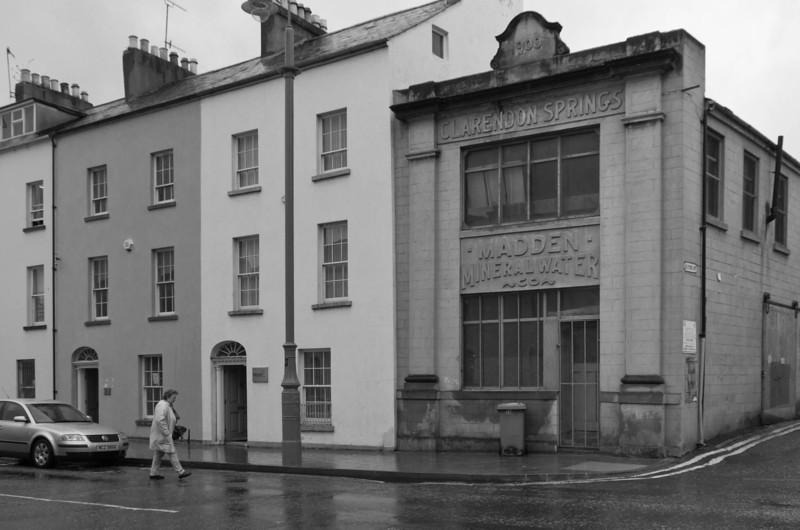 Madden bottling plant in Derry
