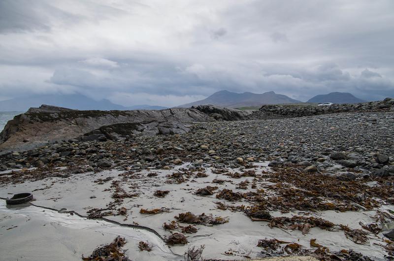 Beach near Tullycross