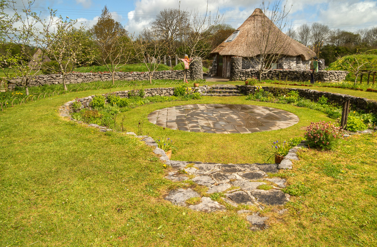 Brigit's Garden, a Celtic Themed Garden
