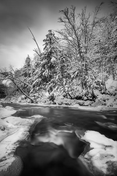 Monochrome Course. Grafton, Vermont