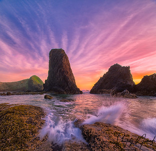 Seal Rock, Oregon