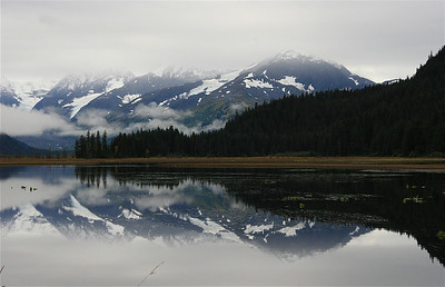 Whittier/Portage Glacier Access Road, Alaska.