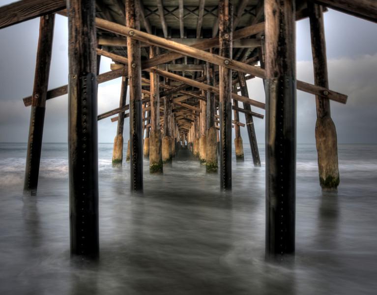 Balboa Beach Pier HDR