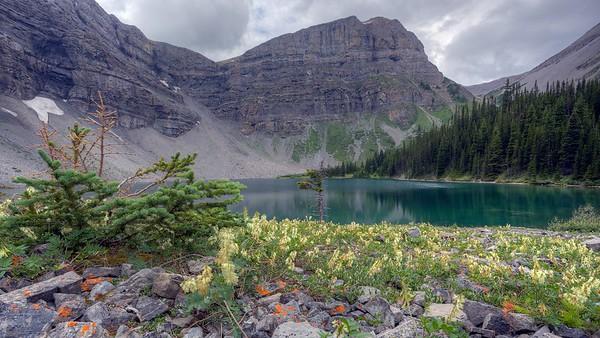 Bourgeau Lake - Banff Park, Alberta