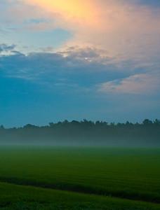 Daybreak.  Lewes DE.