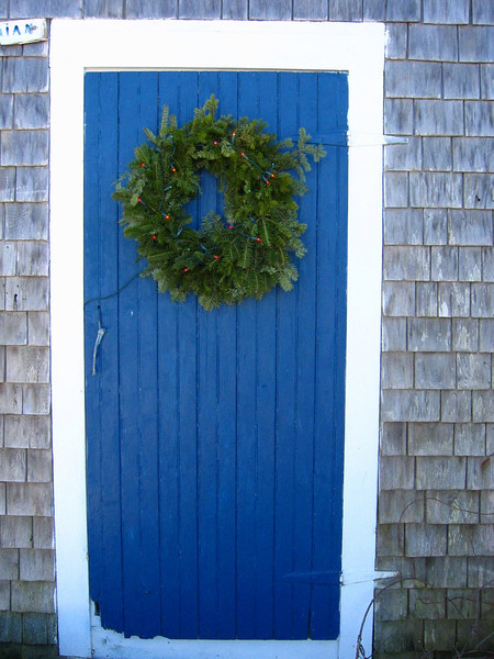 Menemsha Wreath
