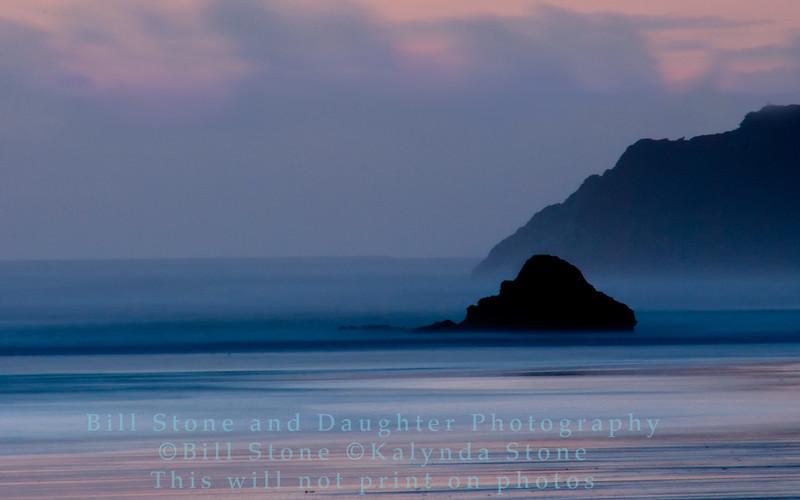 Bandon Beach Sunset-Oregon