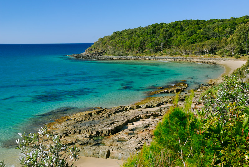 Noosa Heads National Park, Queensland.