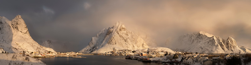 Lofoten Panorama - Norway