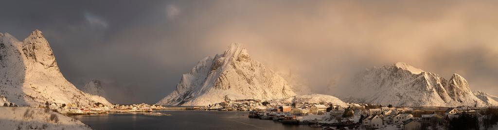 Lofoten Panorama - Norway
