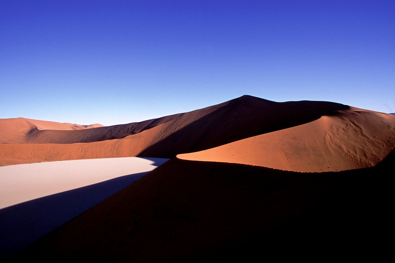 Namib Desert, Namib-Naukluft National Park, Namib, landscape, Sossusvlei Dunes, Africa Copyright Chris Collard - All rights reserved