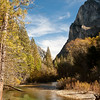 Kings River, Kings Canyon National Park<br /> Fall colors in Kings Canyon National Park, California