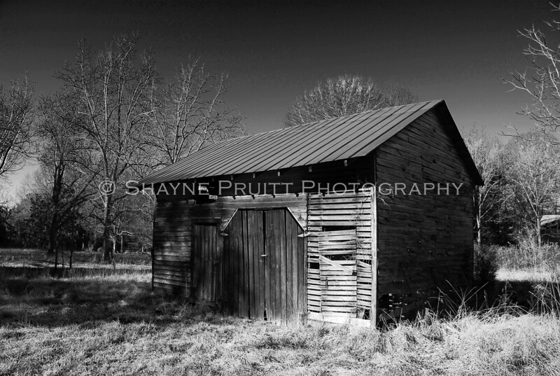 Old Barn, Lexington, North Carolina