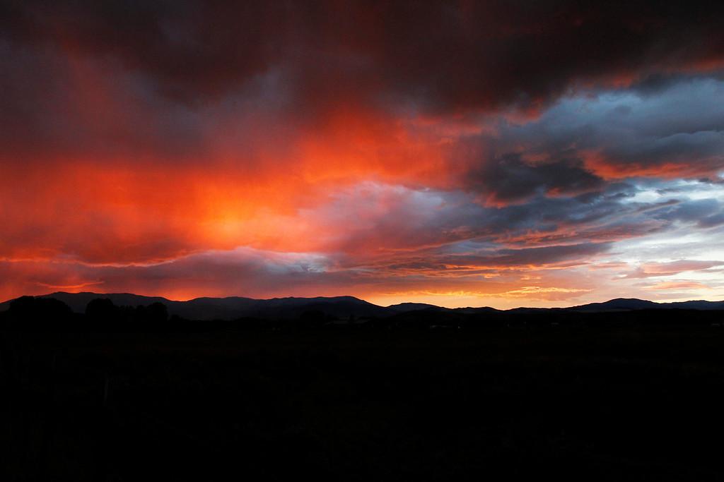 Carson Valley Sunrise