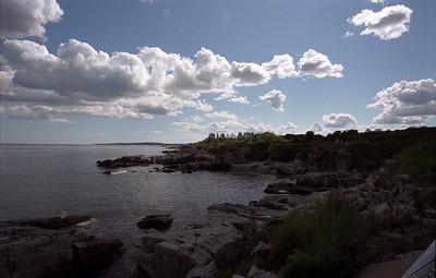 Portland, Maine coastline