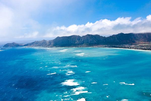 Ko'olau Mountains & Coast