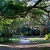 Path to  Lake Howell, at the San Pedro Retreat Center, Orlando, FL