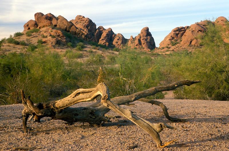 Papago Buttes, Phoenix, Arizona