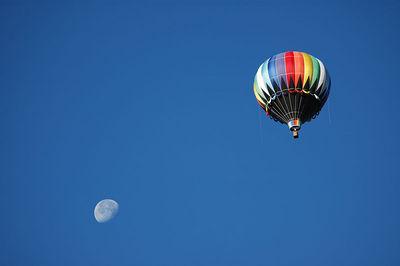 Balloon over Boulder  November 2005