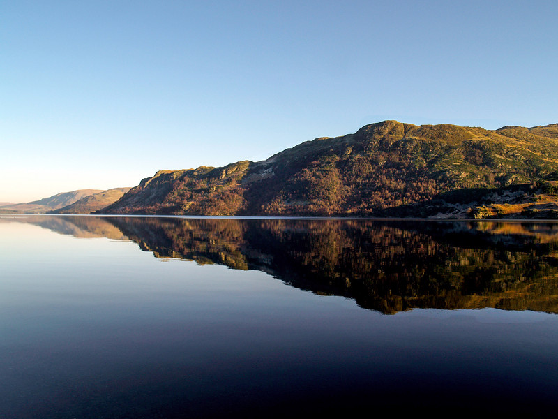 "<font color=""#e9efb7""><font face=""Lucida Calligraphy, comic sans, verdana"">Ullswater Reflections"