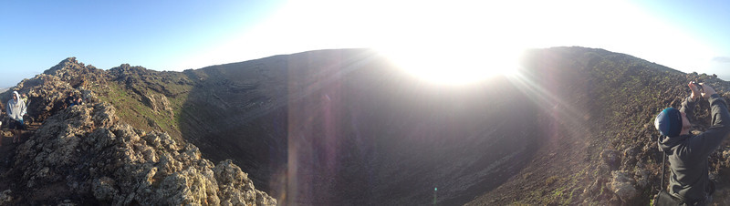 Vulcano, Lajares, Fuerteventura, Winter 2012