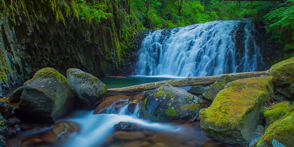 Upper Multnomah Creek
