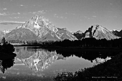 """Moran Morning"", Grand Teton NP, Wy., Aug.'08"