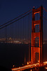 Golden Gate Bridge, San Francisco, California<br /> June 2008
