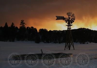 Windmill - East Zion, Utah