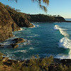Noosa National Park. Noosa Heads, Queensland.