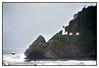 Oregon Lighthouse<br /> June 2008
