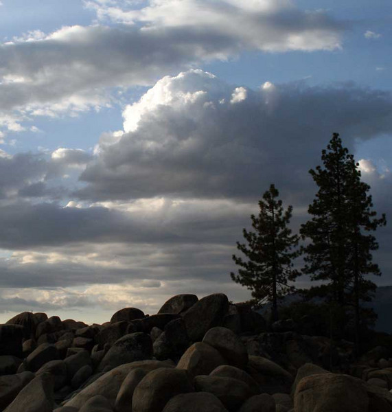 Lake Tahoe Evening