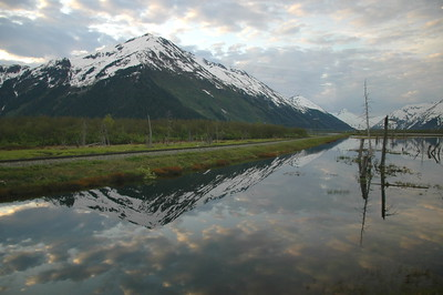 Portage, Alaska Alaska Landscape