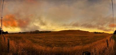 Sonoma County Fog