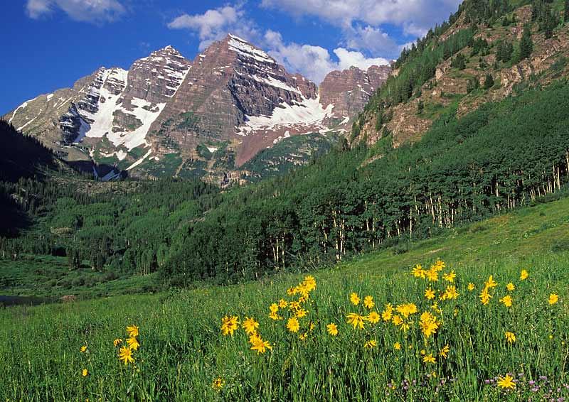 Maroon Bells (Aspen, Colorado)