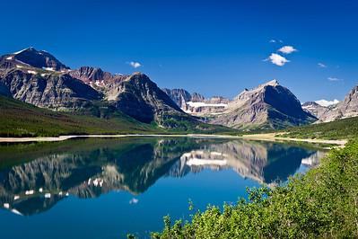 Day Dreaming Sherburne Lake, Glacier National Park Many Glacier, Montana © 2011