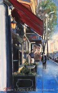 Stockton Street in SF
