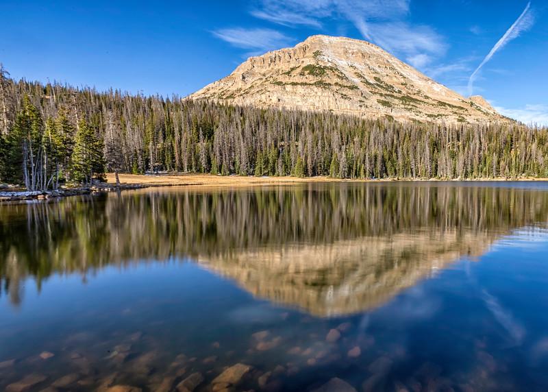 Bald Mountain, Utah