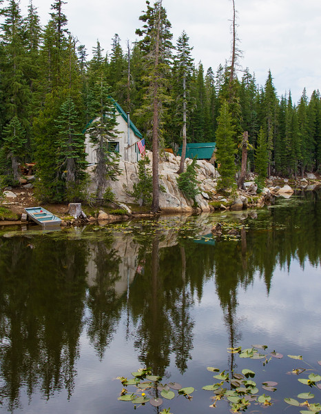 Mosquito Lake, California