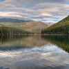 Morning View Tyax Lake