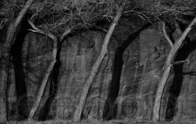 Afternoon Shadows - Canyon De Chelly, Arizona
