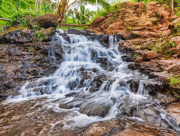 Queen's Bath trail, Kauai, Hawaii