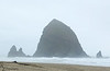 Haystack Rock, Cannon Beach Oregon.