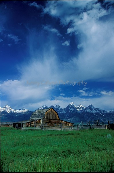 Morman Barn Profile