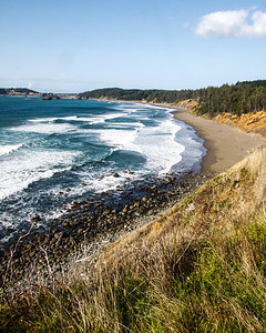 Southern Oregon coast, Nov. 2012