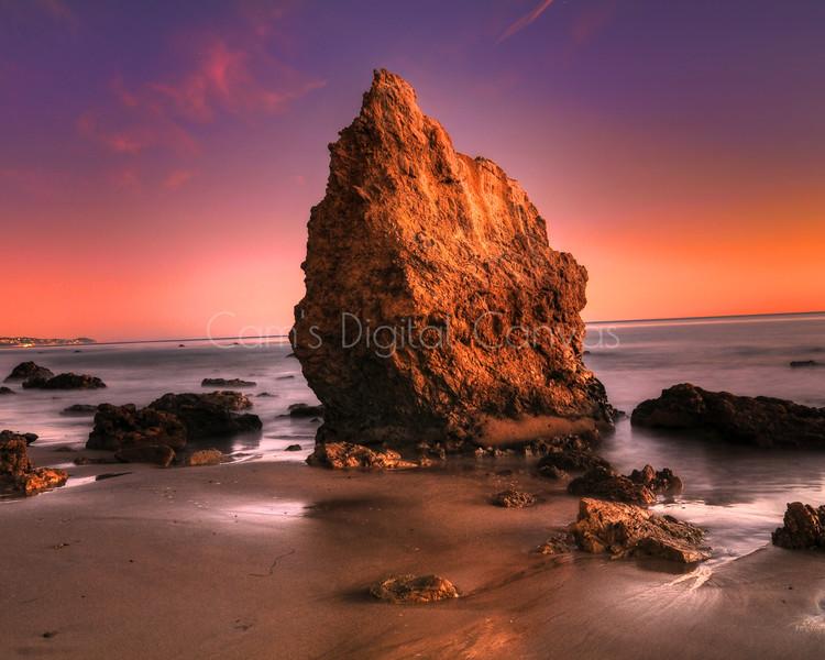 El Matador Beach, Southern California